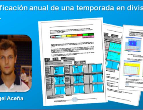 Artículos publicados. Planificación y Periodización Anual de una Temporada Regular de Fútbol Sala en segunda división.