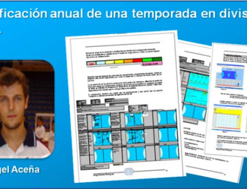 ARTÍCULOS PUBLICADOS. Planificación anual de una temporada en división de plata (2ª división).