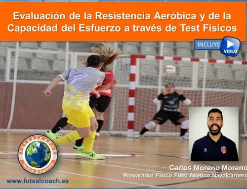 Evaluación de la resistencia aeróbica y de la capacidad del esfuerzo a través de test físicos