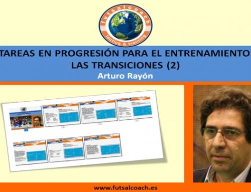 15 tareas en progresión para el entrenamiento de las transiciones (2)