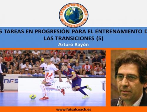 15 tareas en progresión para el entrenamiento de las transiciones (5)