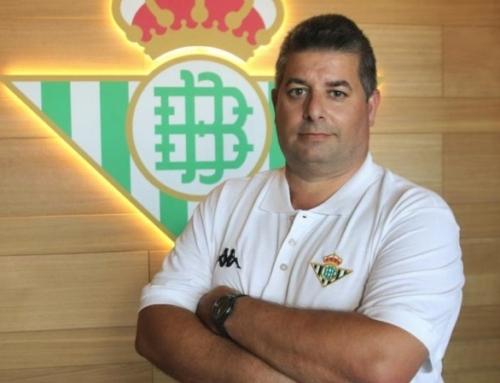 Sergio Barroso renueva como entrenador del Real Betis Futsal B